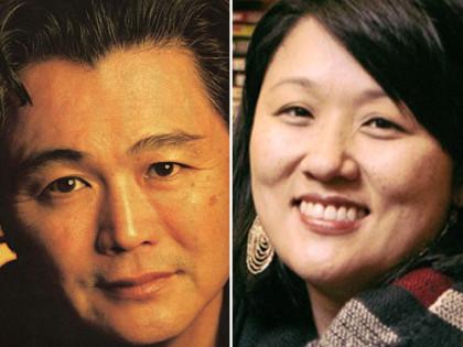 David Mura & Sun Yung Shin